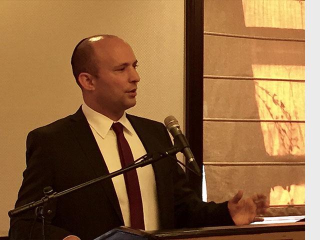 Israeli Education Minister Naftali Bennett, CBN News