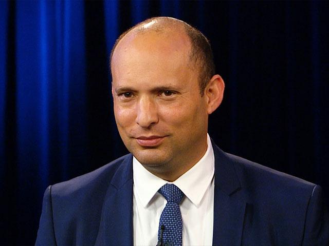 Israeli Education Minister Naftali Bennett, Photo, CBN News