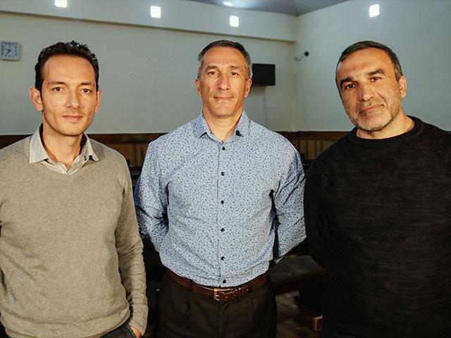 Bahram Nasibov, Eldar Gurbanov, Yusif Farhadov