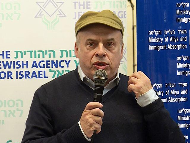Natan Sharansky, Photo, CBN News