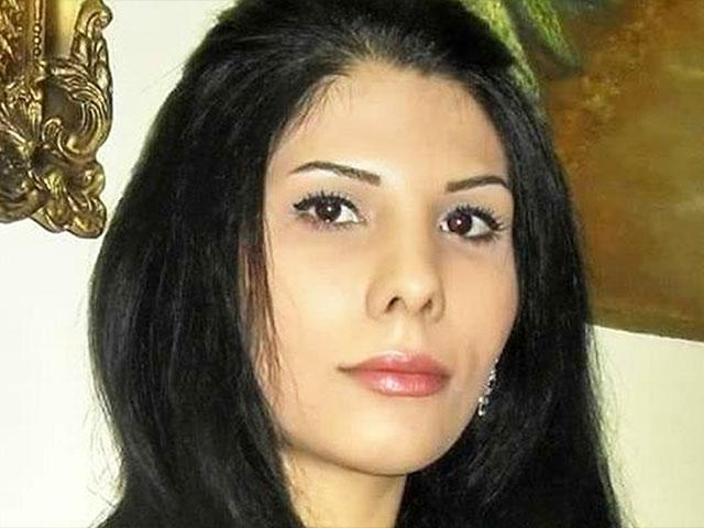 Iranian-born Journalist Neda Amin, Photo, Facebook