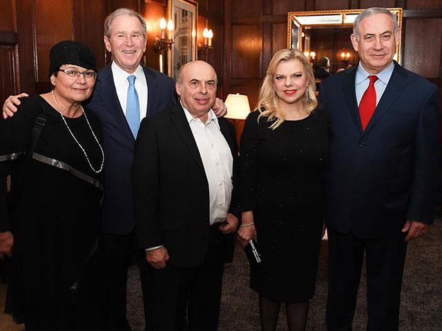 An Evening to Honor Natan Sharansky, Photo, GPO, Haim Zach