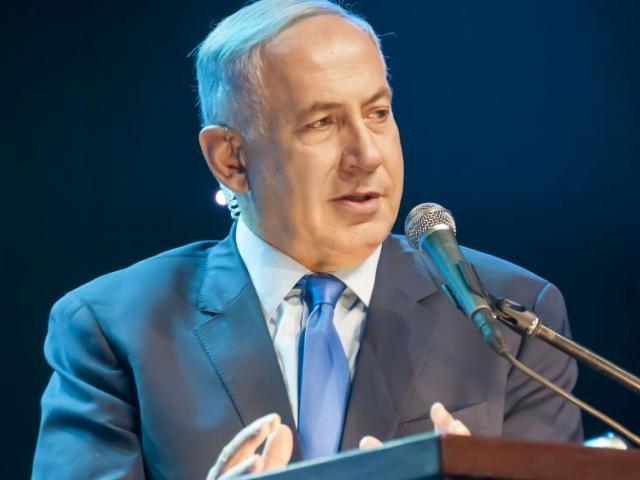 Netanyahu AP