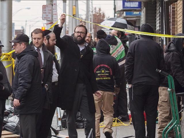 Anti-Semitic shooting in New Jersey
