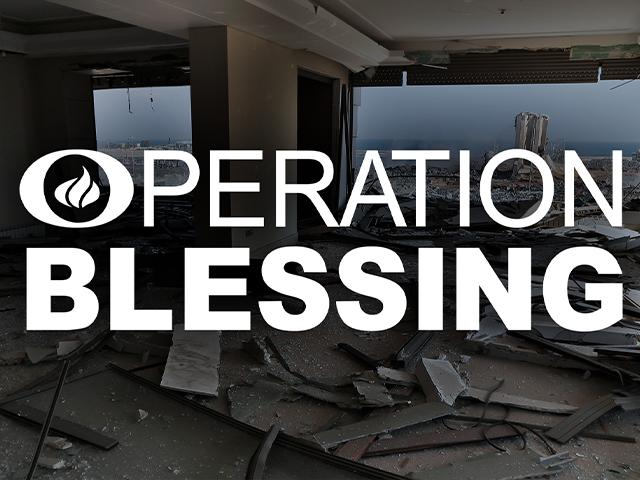 Image source: CBN News/Operation Blessing