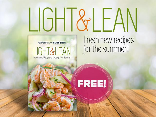 light and lean recipes