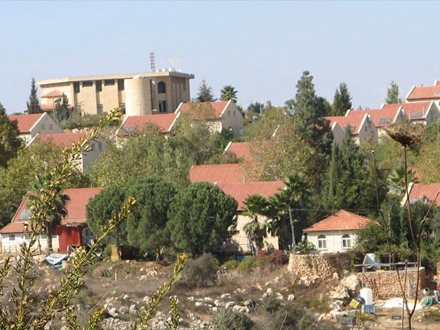The town of Ofra, Courtesy Wikipedia