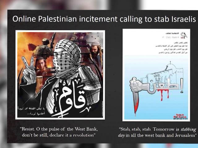 Palestinian Authority Online Incitement, Photo, Courtesy PMW