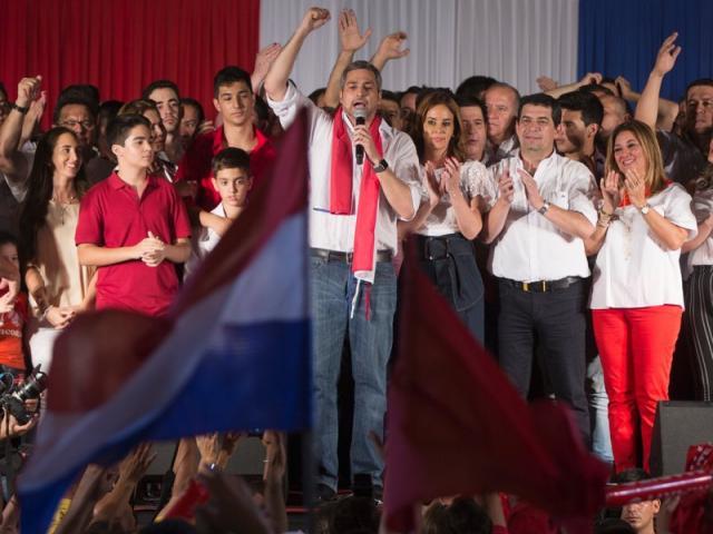 """Resultado de imagen para La Iglesia Paraguaya Tiene """"Una Expectativa Grande"""" Sobre El Presidente Electo, Asegura ASIEP"""