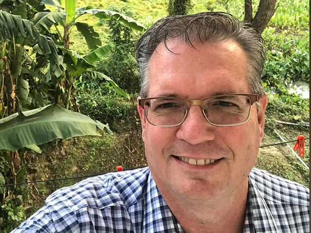 Pastor Bryan Nerren was detained in India and is now free (Photo courtesy: Bryan Nerren/Facebook)
