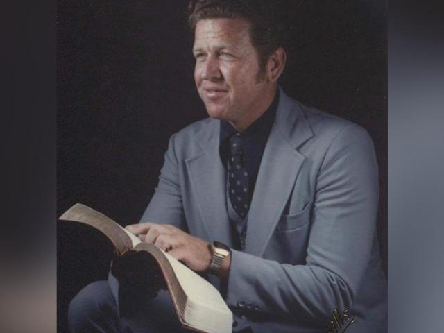 pastor predicador