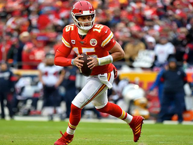 Kansas City Chiefs Quarterback Patrick Mahomes (AP Photo)