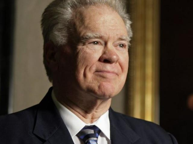 Former Southwestern Baptist Theological Seminary President Paige Patterson poses for a photo in Fort Worth, Texas in 2010.