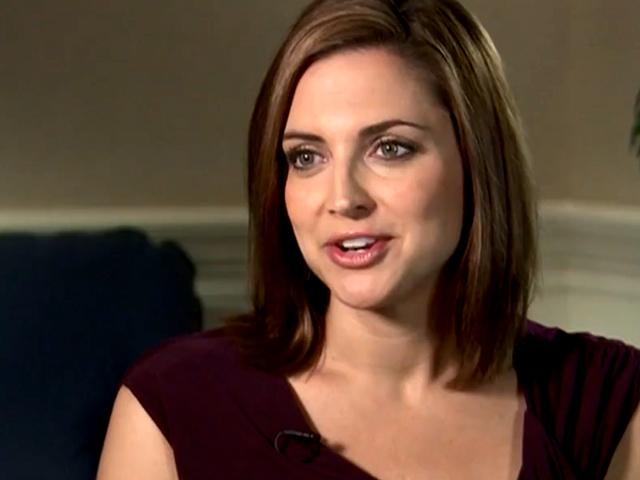 Paula Faris (Photo: CBN News)