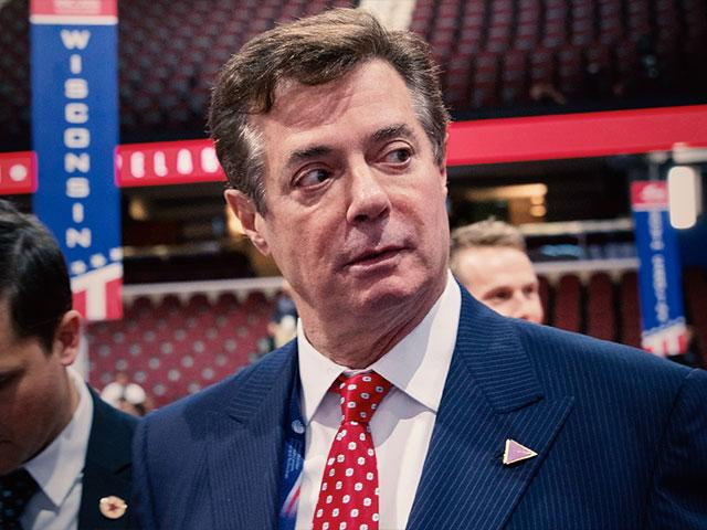 Former Trump Campaign Manager Paul Manafort