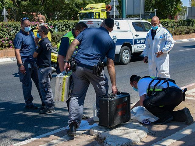 Photo Credit: Israeli Police Spokesperson
