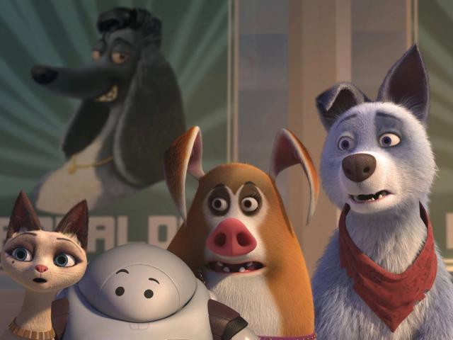 Pets United movie
