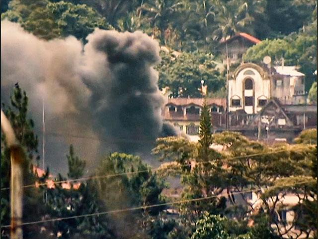Philippines Smoke