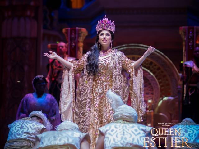 Sight and Sound - Queen Esther