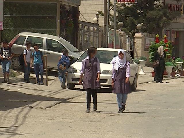 Ramallah, CBN News, Yehuda Chamorro