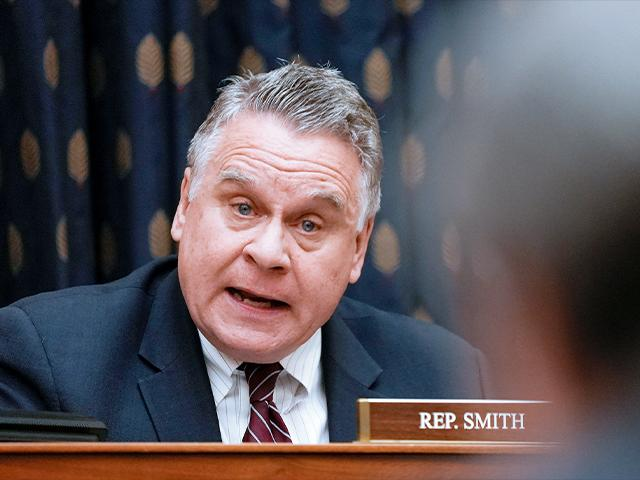 Rep. Chris Smith  R-NJ (Ken Cedeno/Pool via AP)