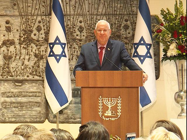 Israeli President Reuven Rivlin Address Christian Media Summit, Photo, CBN News