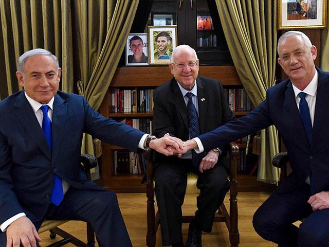 Líderes Israel
