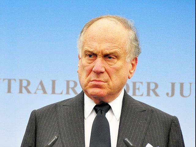 World Jewish Congress President Ronald S. Lauder, Photo, Wikipedia