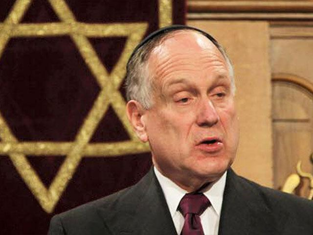 World Jewish Congress President Ron S. Lauder, Photo, Facebook