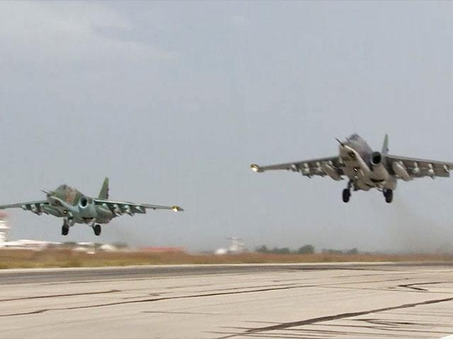 Russian IL-20 Jet Fighters, Photo, AP