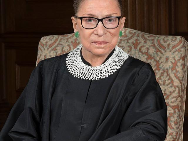 Image source: Wikimedia Commons/Ruth Bader Ginsburg