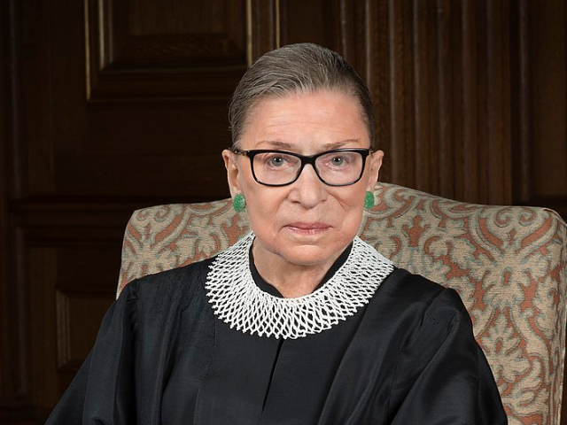 Image source: Wikimedia Commons/Ruth Bader Ginsburg