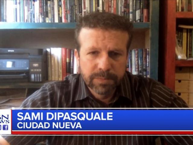 Sami DiPasquale is the executive director of the Ciudad Nueva Community Outreach in El Paso, Texas.  (Image credit: CBN News)
