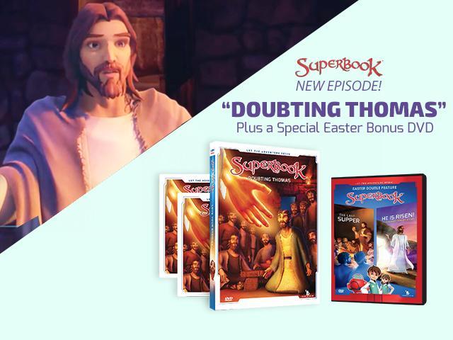 Superbook: Doubting Thomas