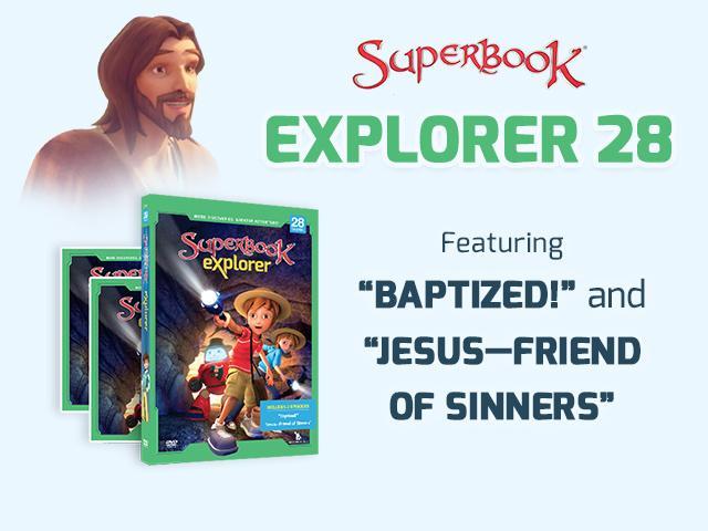 Superbook Explorer 28