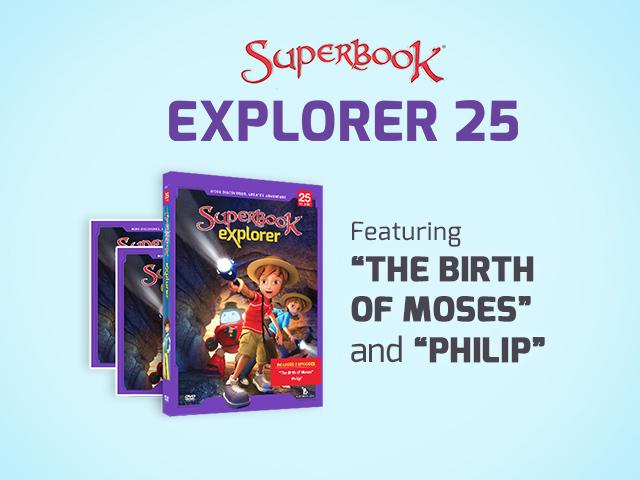 Superbook Explorer 25