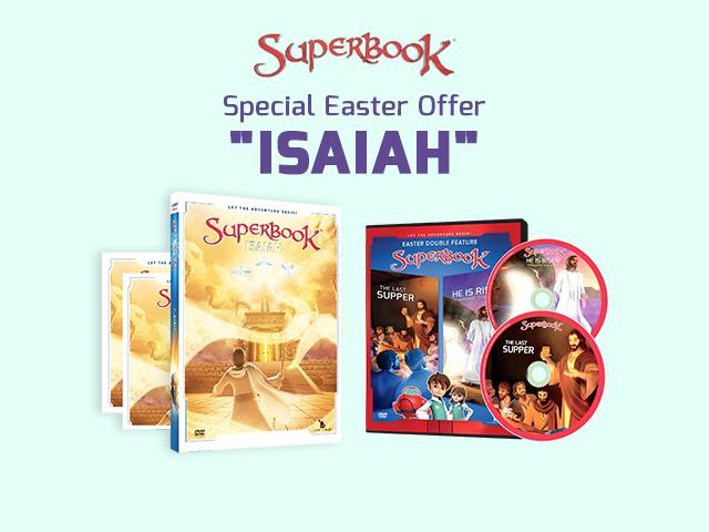 Superbook Isaiah