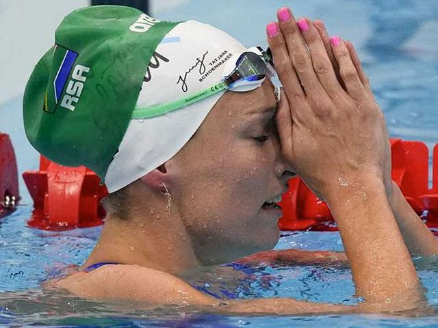 Tatjana Schoenmaker (AP Photo/Charlie Riedel)