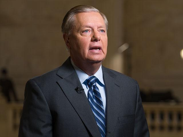 Sen. Lindsey Graham, R-SC (Photo: Mario Gonzalez/CBN News)