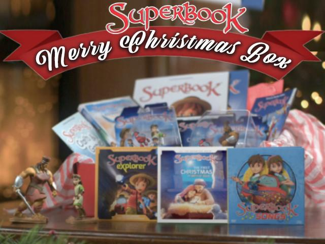 Superbook Christmas Box