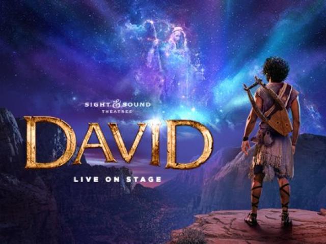 Sight & Sound: David