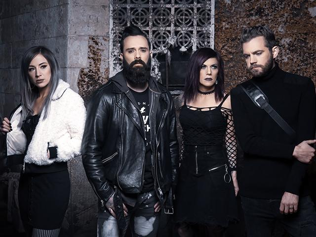 Skillet: Victorious Band Photo