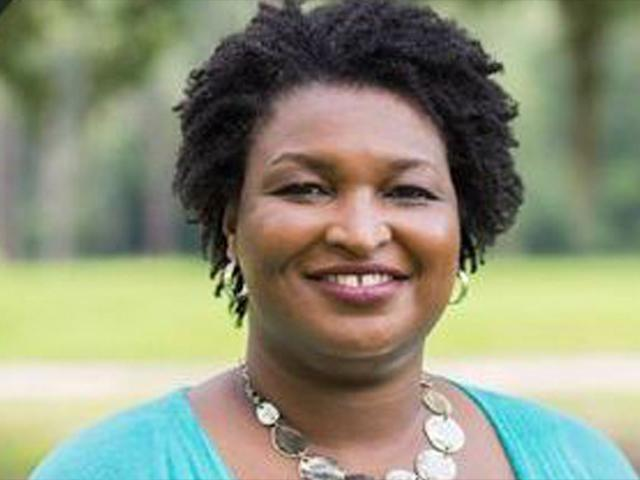 Stacey Abrams Via Twitter