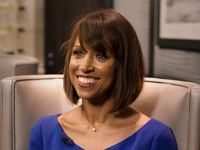 Actress and Fox News contributor Stacey Dash