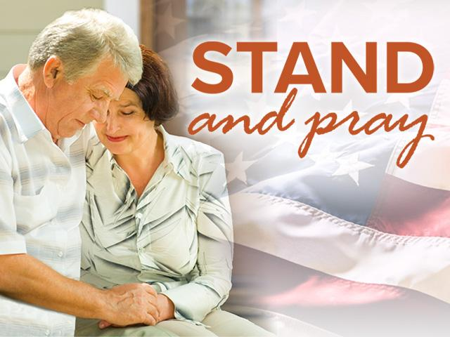 Stand and Pray 2020