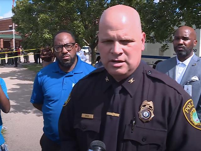 YouTube Screenshot: WAVY TV 10 News/Police Chief Steve Drew