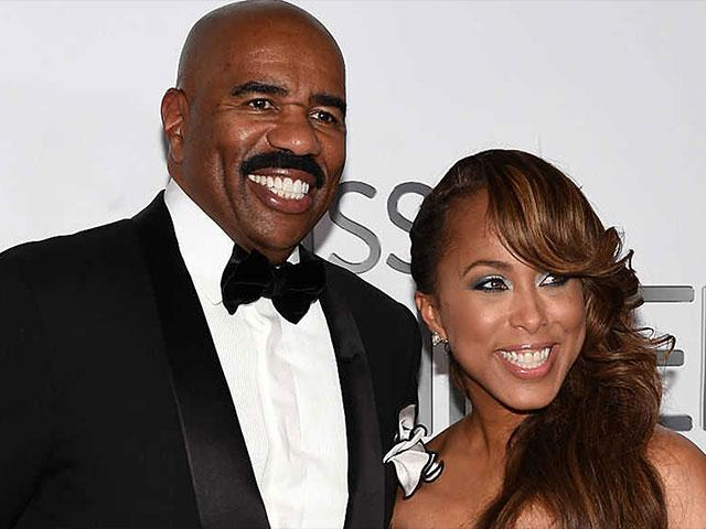 Steve Harvey's Wife Reveals Where the Couple Places True Value in Life