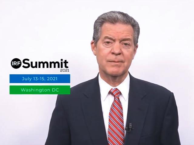 Image Source: Twitter Screenshot/IRF Summit 2021