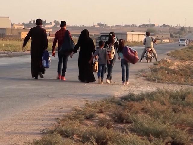 Syrian Crisis OB