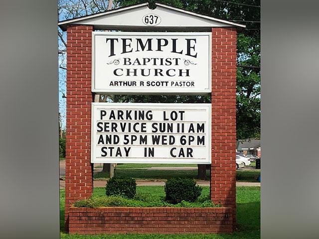 TempleBaptist